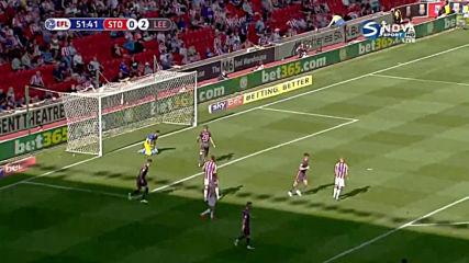 Стоук Сити - Лийдс Юнайтед 0:3 /репортаж/