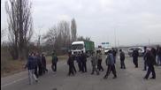 Собственици на казани за ракия излязоха на протест срещу новите правила