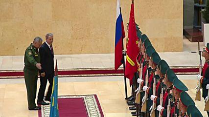 Russia: Shoigu and Turkish DM talk Syria, priase 'high level' relationship