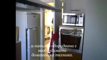 Луксозен 3 стаен апартамент в идеален център, гр. София