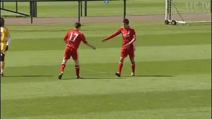 Ливърпул подписа с млада българска надежда! Вкарва 5 гола в 2 мача!