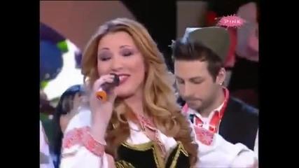 Sasa Kapor, Sloba Vasic, Natasa Djordjevic - Sumadijski splet - Grand Show 2012 - RTV Pink
