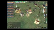 Lineage 2 Mass Pvp Uprising Rivals Part 2