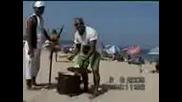 Mangal Prodava Carevica Na Plaja