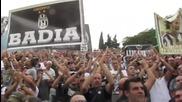 Сиена - Ювентус - Агитката на Юве! *18.09.2011г.*
