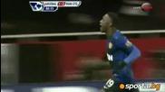 Arsenal 1-2 Man United (22.01.2012