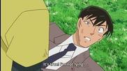 Detective Conan 791 Detective Takagi On the Run in Handcuffs