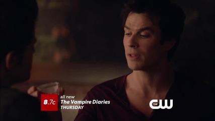Дневниците на вампира /the Vampire Diaries - Season 5 Episode 12 Промо!