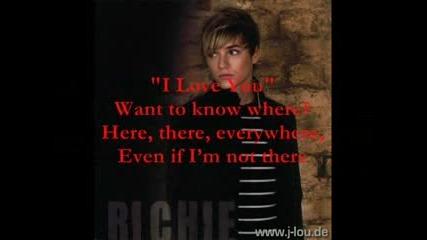 Richie ~ Us5