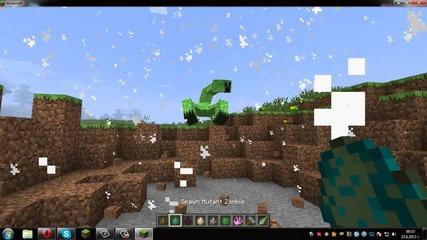 Minecraft Как да си сложете Mutant Mod 1.5.2