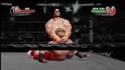 Rey Mysterio Kofi Kingston John Cena und Big Show - All Signatures and Finisher - Wwe All Stars