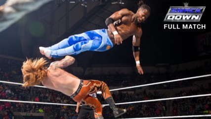 The New Day vs. Heath Slater, Titus O'Neil & Curtis Axel: SmackDown, Nov. 28, 2014 (Full Match - WWE Network Exclusive)
