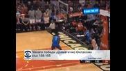 """""""Чикаго"""" - """"Оклахома"""" 108-105 в НБА"""