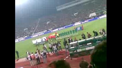 българия - италия химни