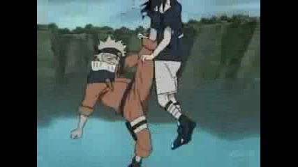 Naruto Vs Sasuke - The Ultiomate Fight