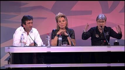 Almir Delic i Jasmin Hasic - Splet pesama - (Live) - ZG 3 Krug 2013 14 - 05.04.2014. EM 26.