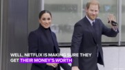 Are Harry and Meghan filming a documentary about themselves?