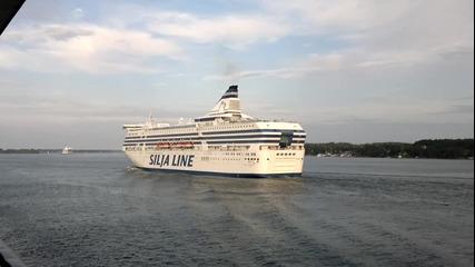 Silja Line ( Own Video ) H S M - N8™