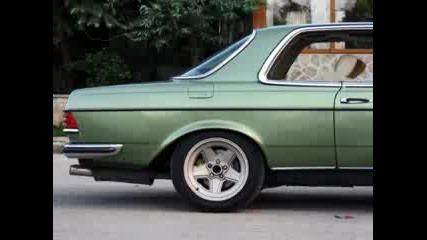 Мерцедес W123