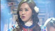 130208 2yoon - 24/7 @ Music Bank