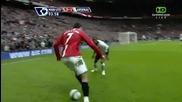 Кристиано Роналдо си прави бъзик с футболисти на Арсенал