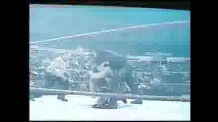 The Undertaker Vs Big Show - Гробарят срещу Грамадата.flv
