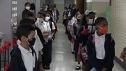Venezuela: Students return to classrooms for first time since pandemic began