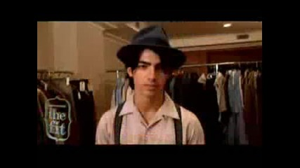 The Jonas Brothers Talk Fashion