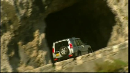 20 Years of the Land Rover Discovery