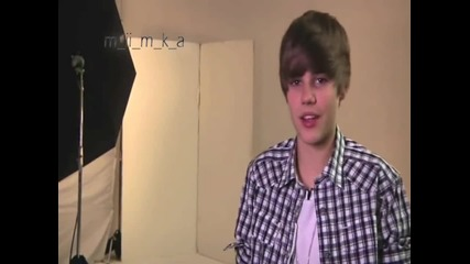 Justin just had a sex..^^ x D Джъстин туко що прави секс ;д