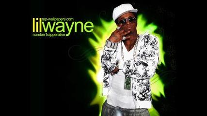 Lil Wayne feat. Eminem - Drop the world +text