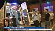 Стрелба и експлозии на летището в Истанбул