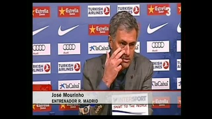Guardiola Vs Mourinho 5 - 0