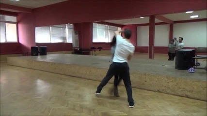 Dancing Stars - Част от танца на Елена и Дидо