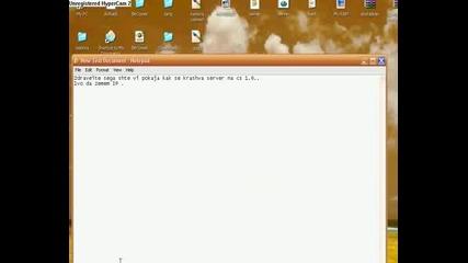 Хакване На Cs 1.6 Сървър