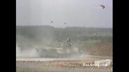 Руската Армия По Въздух И Суша
