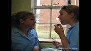 Emma Watson In School
