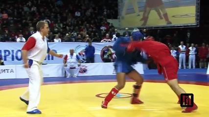 Федор Емилиненко vs Благой Иванов ( Багата ) [целия мач 2009г.]