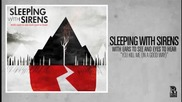 Sleeping With Sirens - You Kill Me (in A Good Way)