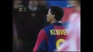 Барса - Атлетик Билбао 7 - 0 (сезон 2000/2001) 3 част