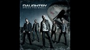 Daughtry - Gone Too Soon (превод)