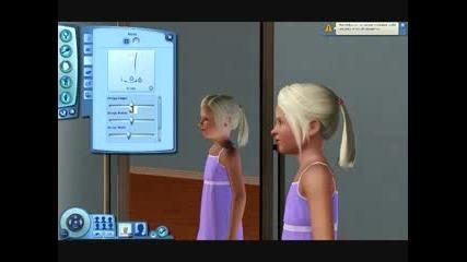 Sims 3 - Create a Sim - Kid