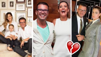 Нова шокираща светска раздяла: Д-р Енчев и Теди Велинова се развеждат