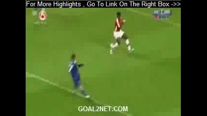 Аякс - Арсенал 2:3
