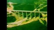 Тодор Живков при откриването на аспаруховия мост