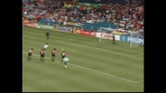 Spain 1-1 Bulgaria [euro 1996 | Group Stage | Group B]