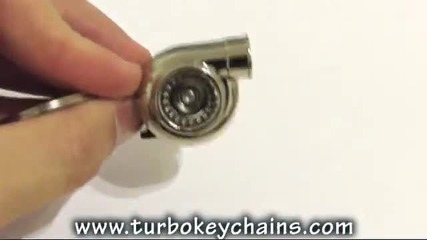 Turbo Keychain Model Ge-s1