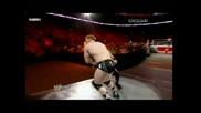 Sheamus побеснява - Wwe Raw 09.05.11