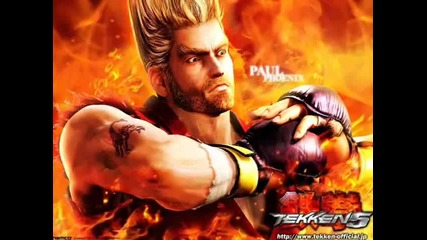 Tekken 5 - Soundtrack - Opening - Theme