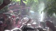 Spain: 'Battle of the Wine!' Haro festival paints the town red